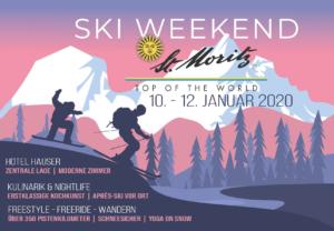 Ski Weekend 2020