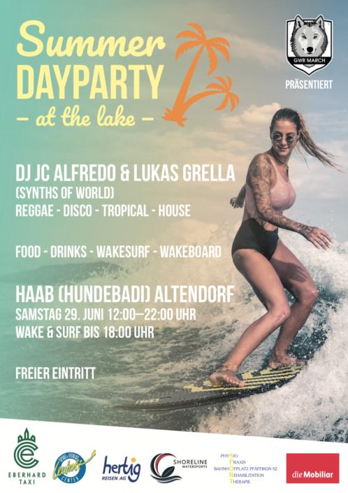 Summer Dayparty