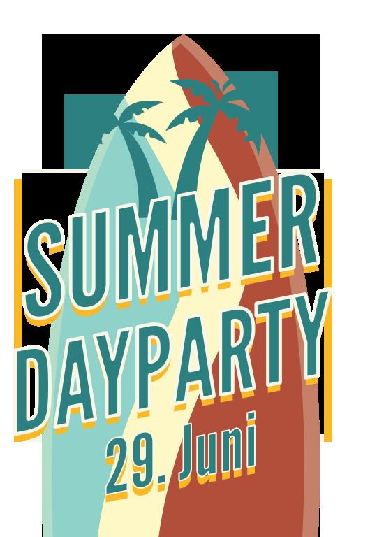 Anmeldung Summer Dayparty